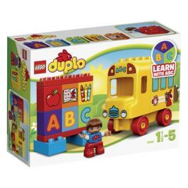 Конструктор LEGO DUPLO 10603 Мой первый автобус
