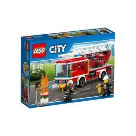 Конструктор LEGO City 60107 Пожарный автомобиль с лестницей