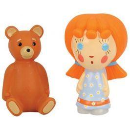 Набор из пластизоля Маша и Медведь «Машины игрушки»