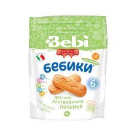 Печенье Bebi Premium «Бебики без глютена» с 6 мес. 180 г