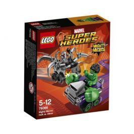 Конструктор LEGO Super Heroes 76066 Халк против Альтрона