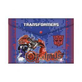 Папка-конверт Transformers «Prime» пластиковая