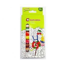 Пластилин Baramba с раскраской 10 цветов 14 г