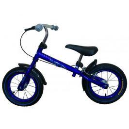 Беговел Ase-Sport «ASE-kid's balance bicycle» с ручным тормозом синий