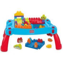 Стол для конструирования Mega Blocks «Строй и развивайся»