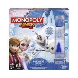 Настольная игра Hasbro «Монополия Junior: Холодное сердце»
