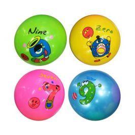 Надувной мяч Veld Co. «Цифры» 22 см