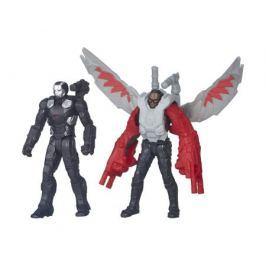 Игровой набор Avengers «Капитан Америка: Противостояние» с 2 фигурками