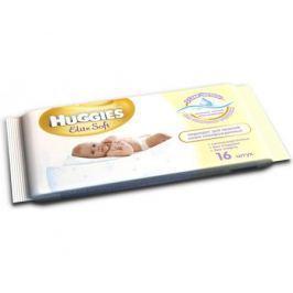 Влажные салфетки Huggies Elite Soft 16 шт.