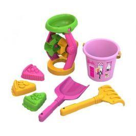 Набор для игры с песком Нордпласт Barbie №6