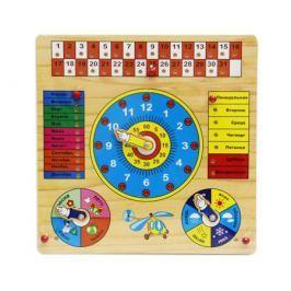Игрушка Фабрика фантазий «Календарь» деревянная