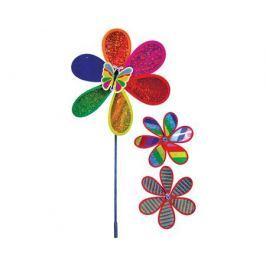 Ветрячок 1TOY с бабочкой в ассортименте