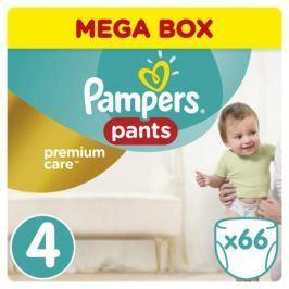 Трусики-подгузники Pampers Premium Care 4 (8-14 кг) 66 шт.
