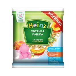 Каша молочная Heinz овсяная с персиком с 5 мес. 30 г (сашет)