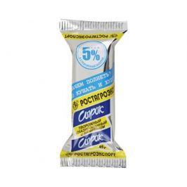 Сырок творожный глазированный РостАгроЭкспорт с ванилином 5% 45 г