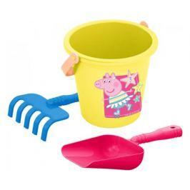 Набор для игры с песком Peppa Pig № 1 в сеточке