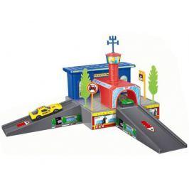 Игровой набор Dave Toy «Аэропорт» с 1 машинкой