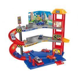 Игровой набор Dave Toy «Парковочная башня» с 3 машинками