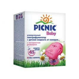 Набор для защиты от комаров Picnic «Baby» 45 ночей