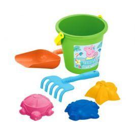Набор для игры с песком Peppa Pig № 2 в сеточке