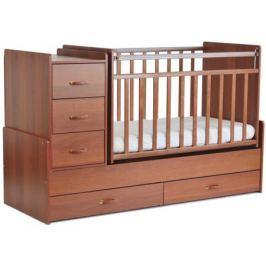Кроватка-трансформер СКВ-Компани 544037 орех