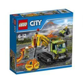 Конструктор LEGO City 60122 Вездеход исследователей вулканов