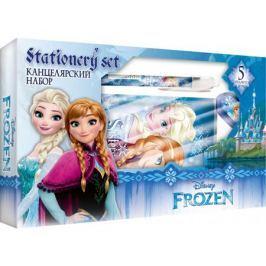 Канцелярский набор Disney Frozen 5 пр.