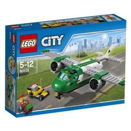 Конструктор LEGO City 60101 Грузовой самолет