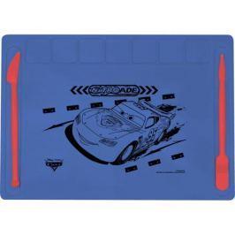 Доска для лепки Disney Cars синяя