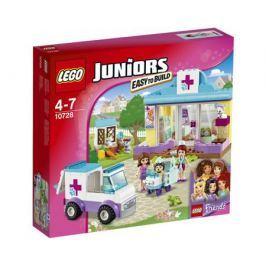 Конструктор LEGO Juniors 10728 Ветеринарная клиника Мии