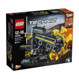 Конструктор LEGO Technic 42055 Роторный экскаватор