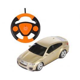 Машина на радиоуправлении Yako спортивная металлик