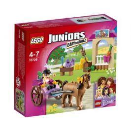 Конструктор LEGO Juniors 10726 Карета Стефани
