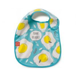 Нагрудник Happy Baby «Waterproof baby bib» на липучке в ассортименте