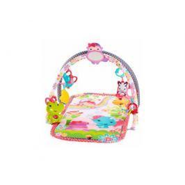 Развивающий коврик Fisher Price «Розовые джунгли» для девочек