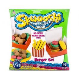 Набор для творчества Skwooshi «Бургер»