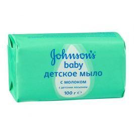 Мыло Johnson's baby с молоком 100 г