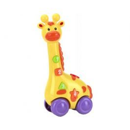 Каталка Умка «Обучающий жираф»