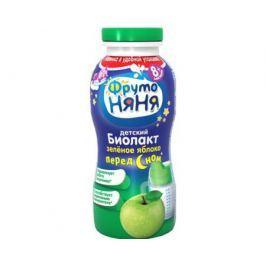 Биолакт ФрутоНяня «Перед сном» Зеленое яблоко 2,9% с 8 мес. 200 мл