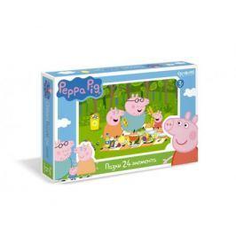 Пазл Origami «Peppa Pig: Пикник» 24 эл.