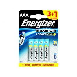 Батарейка Energizer «Maximum» AAA 4 шт.