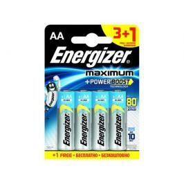 Батарейка Energizer «Maximum» AA 4 шт.