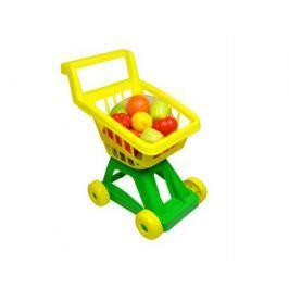 Игровой набор Спектр «Тележка из супермаркета с овощами и фруктами»
