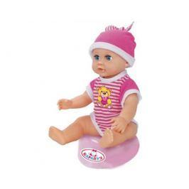 Кукла Карапуз «Пупс» с аксессуарами 25 см