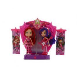 Игровой набор Strawberry Shortcake «Две куклы на сцене» 15 см