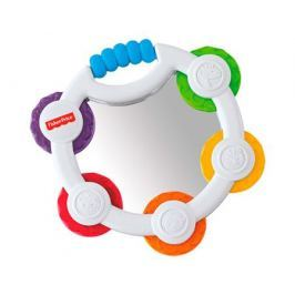Развивающая игрушка Fisher Price «Бубен с зеркальцем»