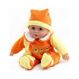 Кукла Lisa Jane «Mami» интерактивная в оранжевом 40 см