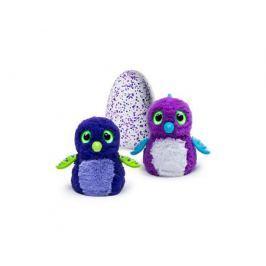 Интерактивная игрушка Hatchimals «Дракоша, вылупляющийся из яйца» фиолетовая