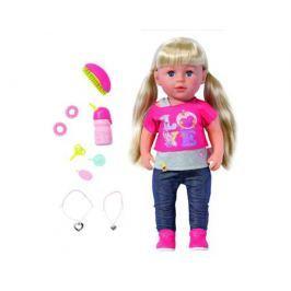 Кукла интерактивная Baby Born «Сестричка» 43 см