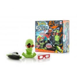Игровой набор Johnny the Skull «3D-тир» проекционный с 1 бластером